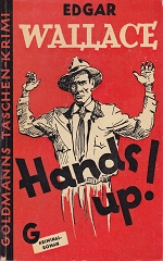 Edgar Wallace - Hands up!