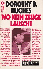 Dorothy B. Hughes - Wo kein Zeuge lauscht