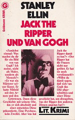 Stanley Ellin - Jack the Ripper und van Gogh